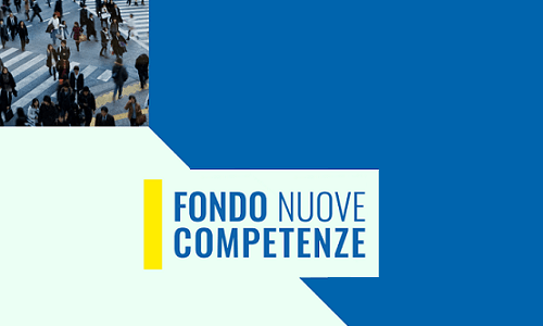 SUCCESSO DEL FONDO NUOVE COMPETENZE